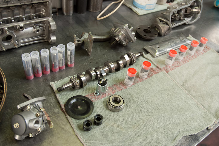 Verrassend Brandstofpompen en verstuivers • Revisie van motoren • Claes Revisie PZ-56